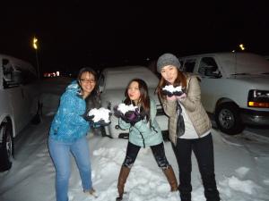 Pedacitos de Nieve